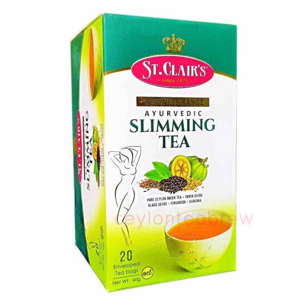Ceai verde Fitness Slabire pq de 100 g